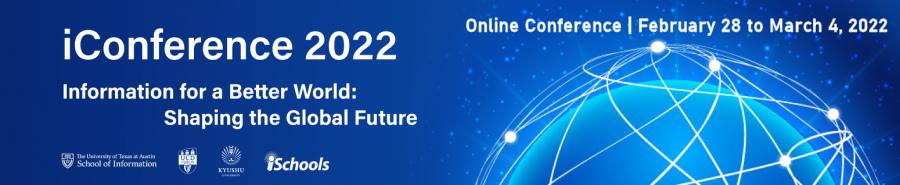 Logo iConference 2022